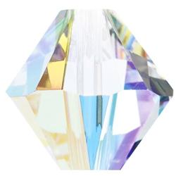 Margele Swarovski 5328 Crystal AB (001 AB) 6 mm