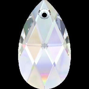 Pandantiv Swarovski 6106 Crystal AB (001 AB) 16 mm - Lacrima