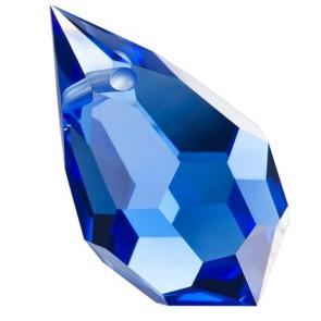 Cristale Preciosa Pandantiv Drop - MC Drop Pend.681 6x10 Sapphire