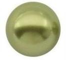 Perle Swarovski 5811 Crystal Light Green Pearl (001 923) 16 mm