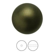 PERLE PRECIOSA Round Pearl 1H MXM 10 dark green