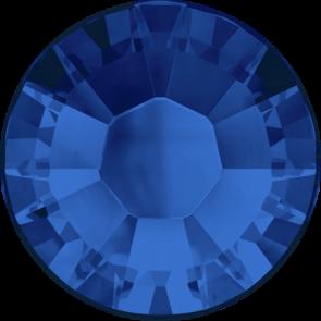 Cristale Swarovski cu spate plat si lipire la cald 2038 Capri Blue A HF (243) SS 10