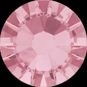Cristale Swarovski cu spate plat No Hotfix 2058 Light Rose F (223) SS 5 - de lipit