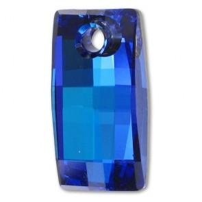 Pandantiv Swarovski 6696 URBAN PENDANT  Crystal Bermuda Blue P (001 BB) 20 mm - Urban Bermuda