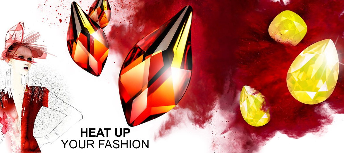 Heat Up Your Fashion